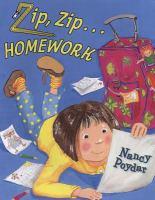 Zip, Zip--homework