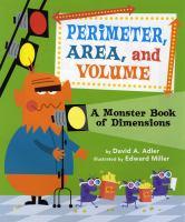 Perimeter, Area, and Volume