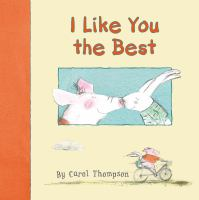 I Like You the Best