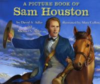 A Picture Book of Sam Houston