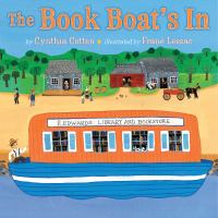 The Book Boat's in