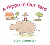 A Hippo in Our Yard