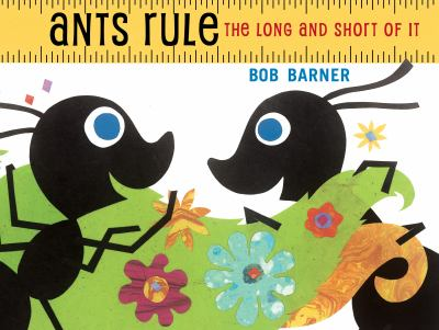 Ants Rule: The Long and Short of It(book-cover)