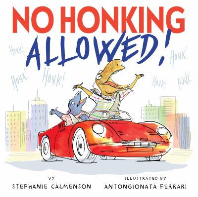 Cover image for No Honking Allowed!