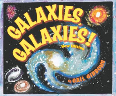 Cover image for Galaxies, Galaxies!