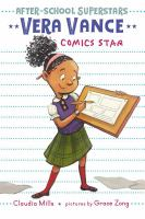 Vera Vance, comics star