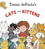 Tomie DePaola's Cats and Kittens