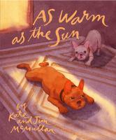 As warm as the sun