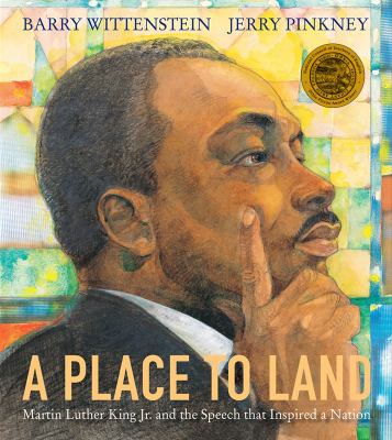 A Place to Land: Martin Luther King Jr. and the Speech That Inspired a Nation(book-cover)
