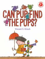 CAN PUP FIND THE PUPS?