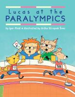 Image: Lucas at the Paralympics