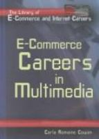 E-commerce Careers in Multimedia