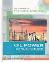 Oil Power of the Future