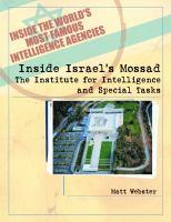 Inside Israel's Mossad