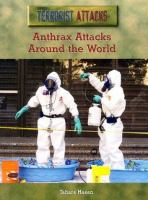 Anthrax Attacks Around the World