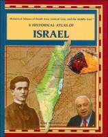 A Historical Atlas of Israel