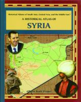 A Historical Atlas of Syria