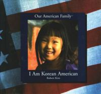 I Am Korean American