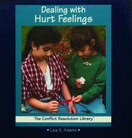 Dealing With Hurt Feelings