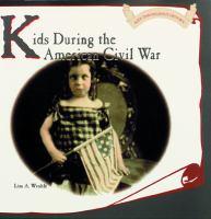 Kids During the American Civil War