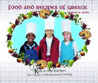 Food and Recipes of Greece