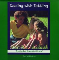 Dealing With Tattling