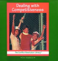 Dealing With Competitiveness