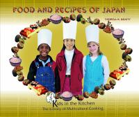 Food and Recipes of Japan