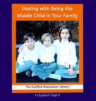 Dealing With Being the Middle Child in your Family