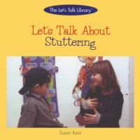 Let's Talk About Stuttering