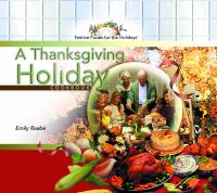 A Thanksgiving Holiday Cookbook