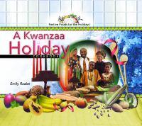 A Kwanzaa Holiday Cookbook