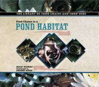 Food Chains in A Pond Habitat