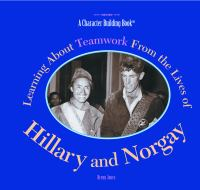 Learning About Teamwork From the Lives of Hillary and Norgay