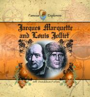 Jacques Marguette and Louis Jolliet