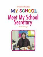 Meet the School Secretary