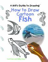 How To Draw Cartoon Fish