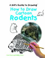 How To Draw Cartoon Rodents