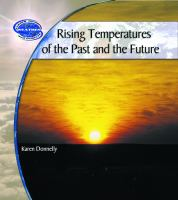 Rising Temperatures of the Past and the Future