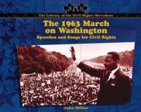 The 1963 March on Washington