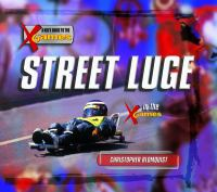 Street Luge in the X Games