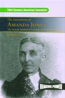 The Inventions of Amanda Jones