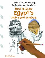 How to Draw Egypt's Sights and Symbols
