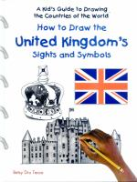 How to Draw the United Kingdom's Sights and Symbols