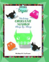 Making Origami Masks Step by Step