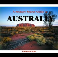 A Primary Source Guide to Australia
