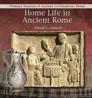Home Life in Ancient Rome