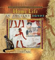Home Life in Ancient Egypt