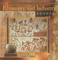 Economy and Industry in Ancient Egypt