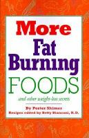 More Fat Burning Foods